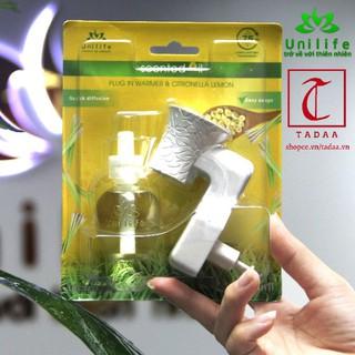 Bộ sản phẩm khuếch tán tinh dầu nước hoa Unilife - Hương Chanh Sả thumbnail