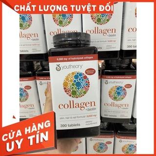 [HSD 2023] Viên uống bổ xung Collagen Youtheory Type - 390 viên (mẫu mới) thumbnail