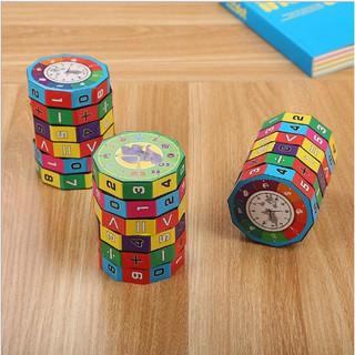 Đồ chơi khối toán học rubik cho bé bắt đầu học