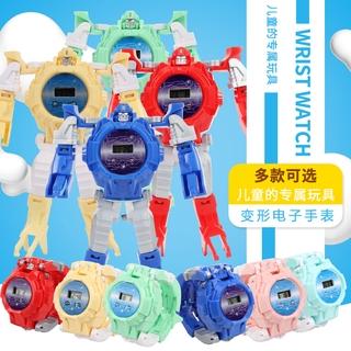 Đồng Hồ Đeo Tay Hình Robot Trong Transformer thumbnail