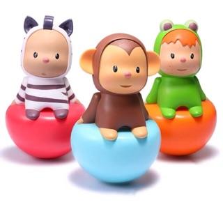 Đồ chơi lật đật cao cấp phát nhạc Smoby thiết kế kiểu Pháp cho bé trên 6 tháng tuổi