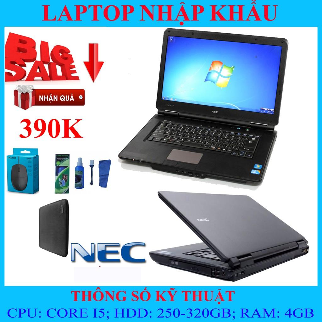 Laptop siêu bền, nguyên zin, hàng nhập khẩu, tốc độ nhanh dùng chiến các loại game online, xem phim, nghe nhạc. Giá chỉ 3.600.000₫