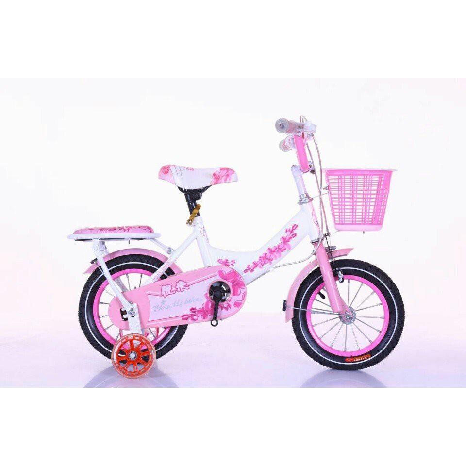 Xe đạp trẻ em – Cho trẻ từ 2 – 6 tuổi