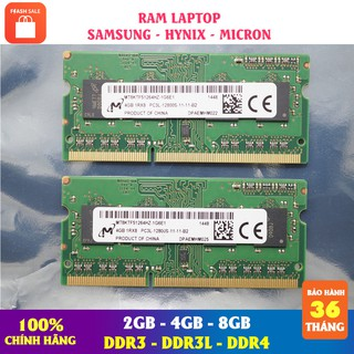 Ram Laptop Micro 4gb PC3l-Buss 1600-Bh 36 Tháng thumbnail