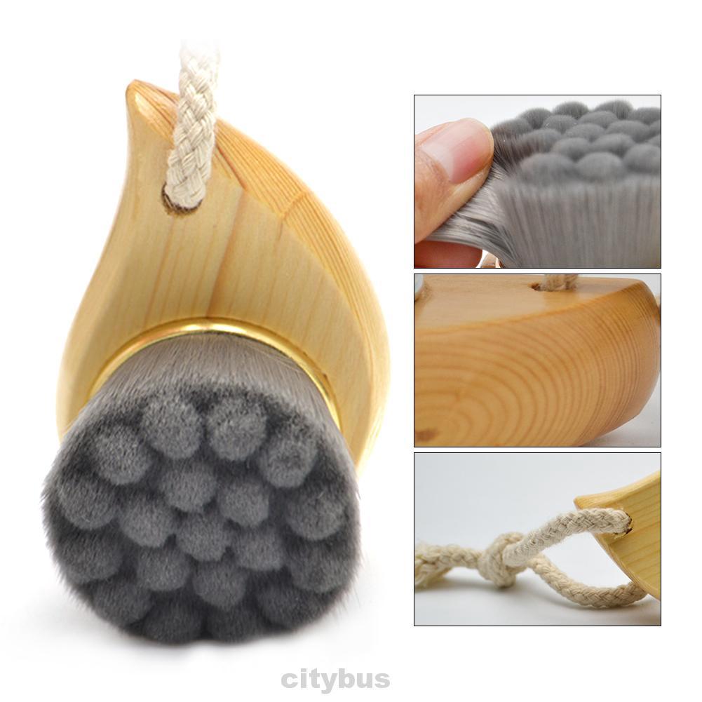 Blackheads Remove Exfoliation Home Soft Fiber Face Clean Brush