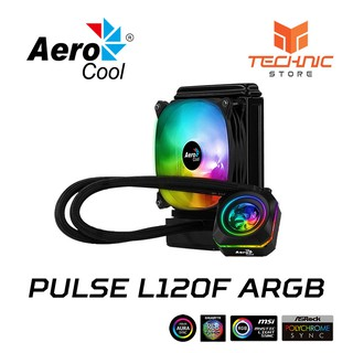 Tản nhiệt nước AIO Aerocool Pulse L120F thumbnail