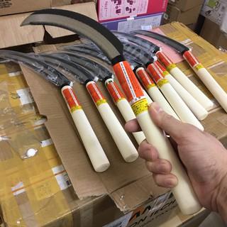 Yêu ThíchDụng cụ cắt hái cỏ làm vườn ECHO Nhật Bản dài 34cm cán gỗ, Thép không gỉ sét, chịu lực tốt 1547-125