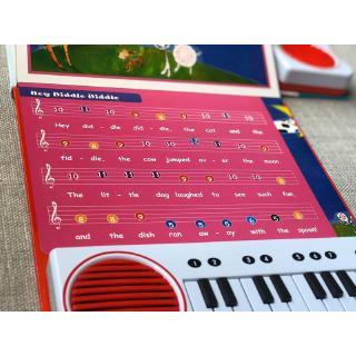 CUỐN SÁCH PIANO – OLD MACDONALD (KIDS THÔNG MINH)