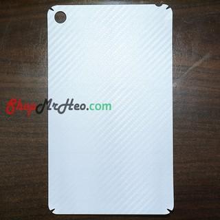 Bộ 3 Skin Dán Mặt Lưng Vân 3D Xiaomi Mi Pad 4