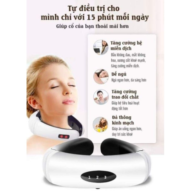 Máy massage vai cổ gáy My-518 - 9997804 , 1343829295 , 322_1343829295 , 145000 , May-massage-vai-co-gay-My-518-322_1343829295 , shopee.vn , Máy massage vai cổ gáy My-518