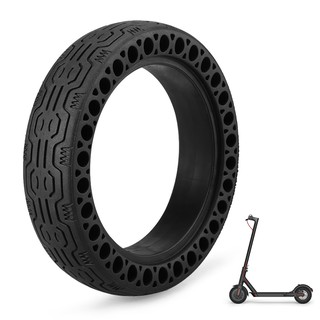 Explosion-proof Solid Tire Rear Tyre for Xiaomi M365 Electric Scooter