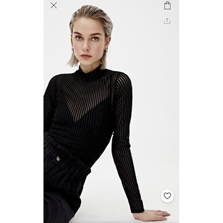 Áo Bodysuit Xuyên Thấu thumbnail