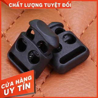 HÀNG NHẬP KHẨU – Bộ 10 nút thắt dây giày bằng nhựa cao cấp – Hàng Nhập Khẩu
