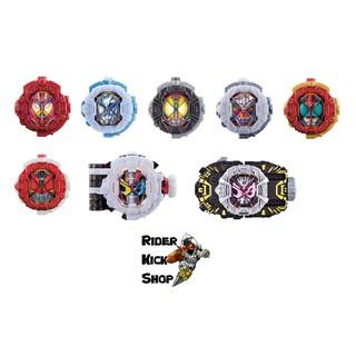 (Mới 100%) Tổng hợp mô hình chính hãng DX Ridewatch series Kamen Rider Zi-O