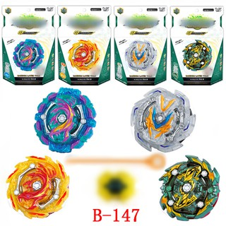《TUKIIE》New Flame Beyblade BURST GT B-147 Poison Hydra Zan Spinning Top Battle Gyro Toy for Kids