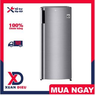 Tủ lạnh LG Inverter 165 lít GN-F304PS – bảo hành chính hãng, giao hàng miễn phí HCM