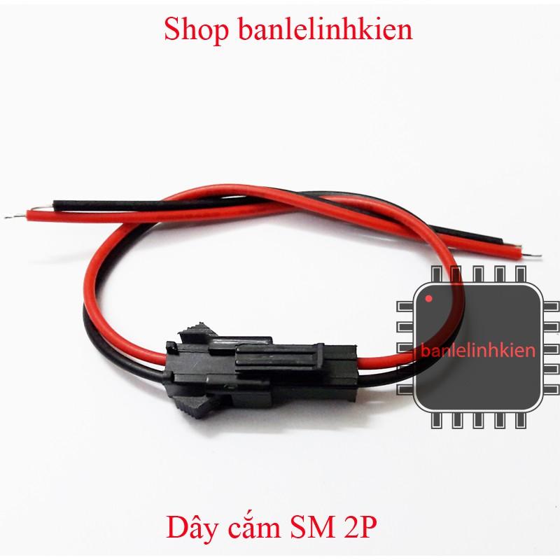 Dây nối SM 2P có lẫy
