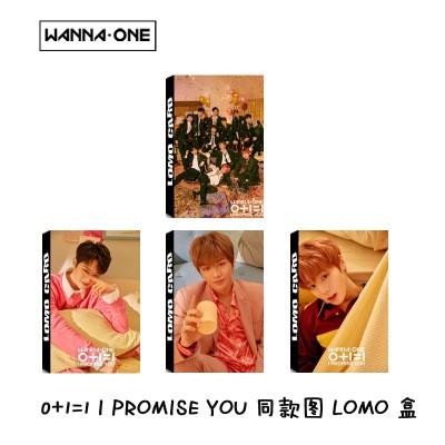 Lomo card WANNA ONE thành viên