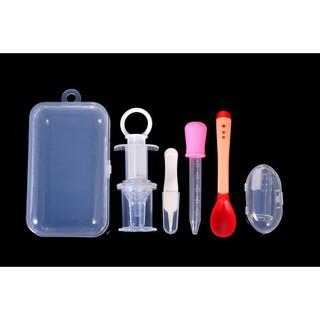Bộ dụng cụ cho bé uống thuốc 5 món-86852017