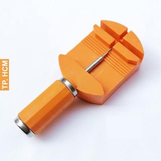 Cắt mắt dây đồng hồ - dụng cụ đục chốt mắt dây kim loại (loại tốt)