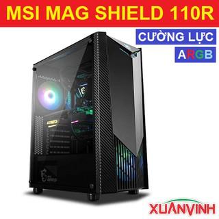 Vỏ Máy Tính MSI MAG SHIELD 110R ARGB New 100% Chính Hãng thumbnail