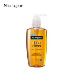 Sữa rửa mặt Neutrogena làm sạch sâu 150ml - 101005926