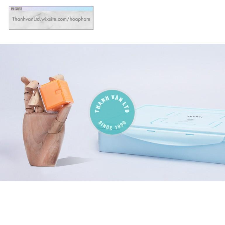 Bộ màu gouache HIMI MIYA hộp 18 và 24 màu (Màu Goát - Màu Goat Cute)