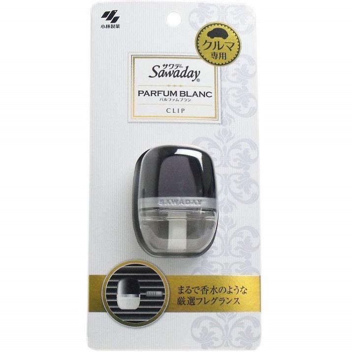 Nước hoa cửa gió xe ô tô Nhật sawaday 6ml - kẹp thơm sawaday - NHAT NOI DIA  130 | Shopee Việt Nam