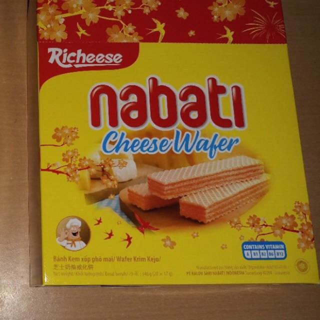 Thùng 6 hộp bánh nabati, hộp 340g - 3052074 , 825195044 , 322_825195044 , 207000 , Thung-6-hop-banh-nabati-hop-340g-322_825195044 , shopee.vn , Thùng 6 hộp bánh nabati, hộp 340g