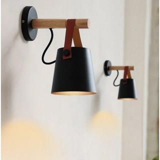 Đèn ốp tường phòng ngủ hình thang, đèn bàn phòng ngủ, đèn cầu thang TT3B