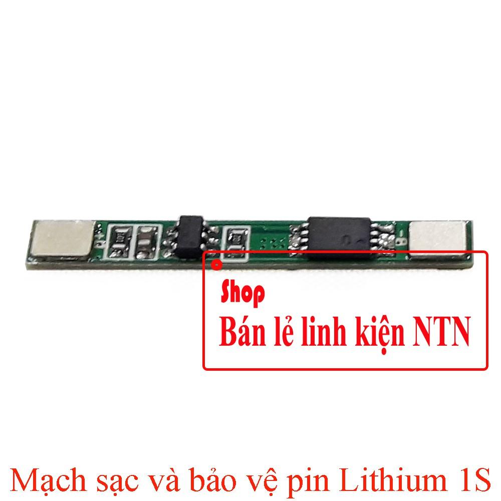 Mạch sạc và bảo vệ pin Lithium 1S (3.7 v) - 3380765 , 1302832243 , 322_1302832243 , 8000 , Mach-sac-va-bao-ve-pin-Lithium-1S-3.7-v-322_1302832243 , shopee.vn , Mạch sạc và bảo vệ pin Lithium 1S (3.7 v)