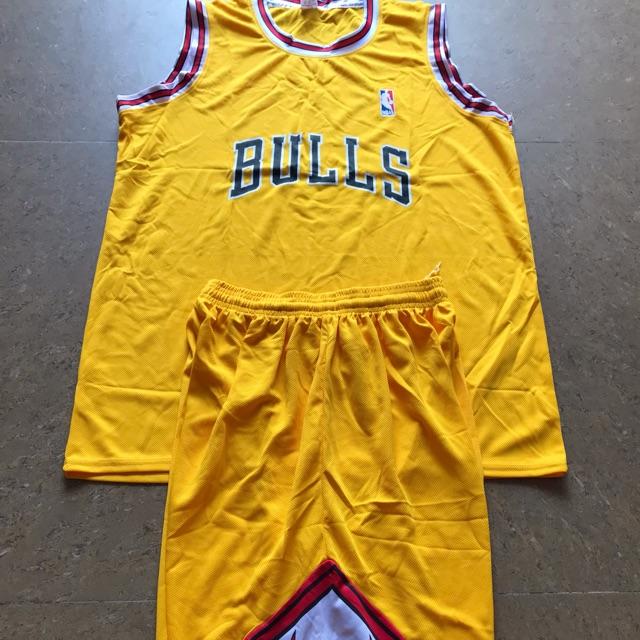 Bộ quần áo bóng rổ