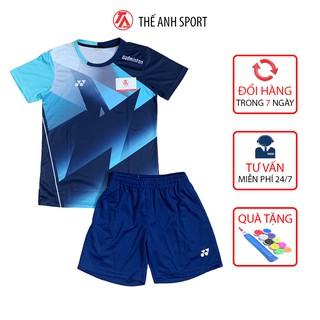Áo cầu lông mới, Badminton nam nữ size M L XL XXL thumbnail