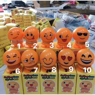 Thú nhún emoji (hàng sẵn sll – hình chụp thật – giá sỉ siêu rẻ)