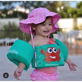 Phao bơi tay mẫu mới, luồn tay và đeo qua người cho bé trai, bé gái
