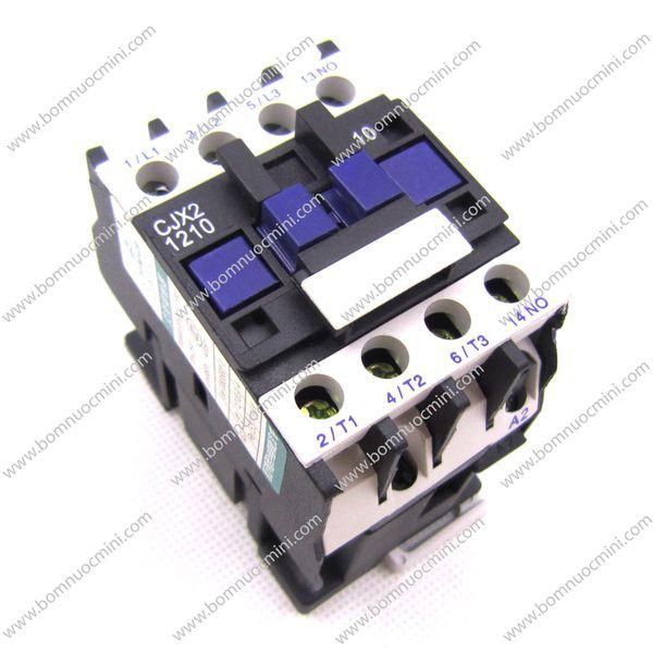 Khởi Động Từ 12A AC Contactor CHINT CJX2-1210 - 22102398 , 2602449209 , 322_2602449209 , 200000 , Khoi-Dong-Tu-12A-AC-Contactor-CHINT-CJX2-1210-322_2602449209 , shopee.vn , Khởi Động Từ 12A AC Contactor CHINT CJX2-1210
