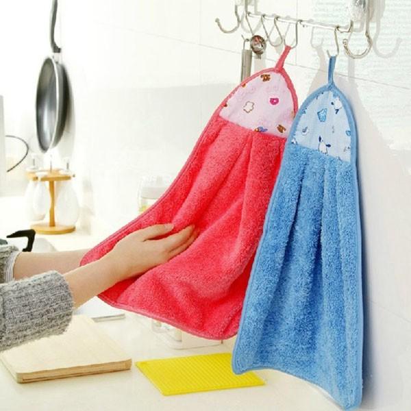 khăn lau tay nhà bếp siêu thấm nước