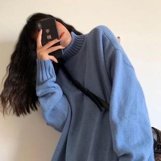 Áo len cổ lọ new