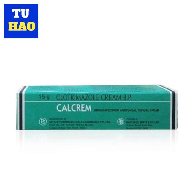 ✅ (CHÍNH HÃNG) Thuốc kháng nấm Calcrem Cream 1% 15g - 2659870 , 704859885 , 322_704859885 , 17000 , -CHINH-HANG-Thuoc-khang-nam-Calcrem-Cream-1Phan-Tram-15g-322_704859885 , shopee.vn , ✅ (CHÍNH HÃNG) Thuốc kháng nấm Calcrem Cream 1% 15g