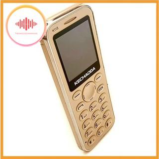 ⚡FREE SHIP⚡ Điện thoại Kechaoda K115 mini kiêm tai nghe bluetooth 3 sóng siêu mỏng,nhỏ gọn BH 12 tháng