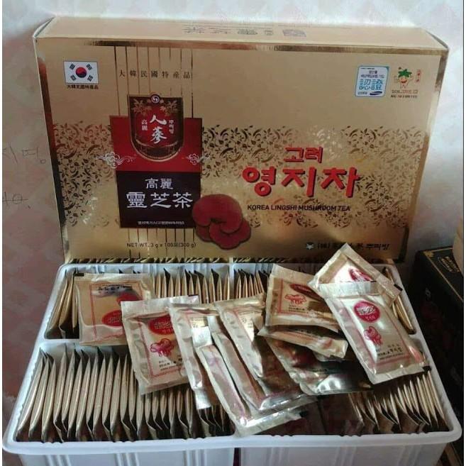 Trà Linh Chi Lingshi Mushroom Hàn Quốc | Shopee Việt Nam