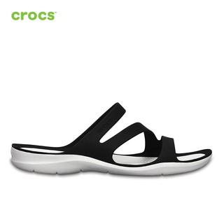 [Mã SUPE200K giảm 200K đơn từ 1tr2] Giày Sandals Nữ Crocs - Swiftwater 203998-066 thumbnail