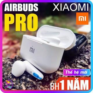 [PIN SIÊU TRÂU ]MI AIRBUDS PRO Tai Nghe Bluetooth Cao Cấp, Sạc Không Dây
