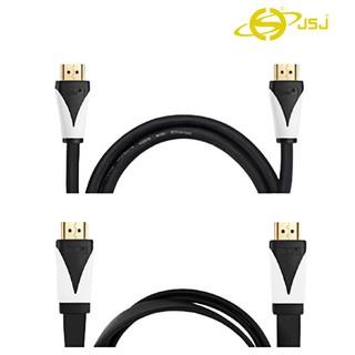 Cáp HDMI 2.0 JSJ dài 1.5m - 15m chất lượng hình ảnh sắc nét lên tới 4K, hỗ trợ 3D IMAX màn hình lớn