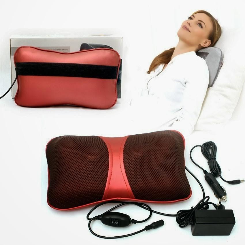 Gối massage hồng ngoại Magic Energy 818