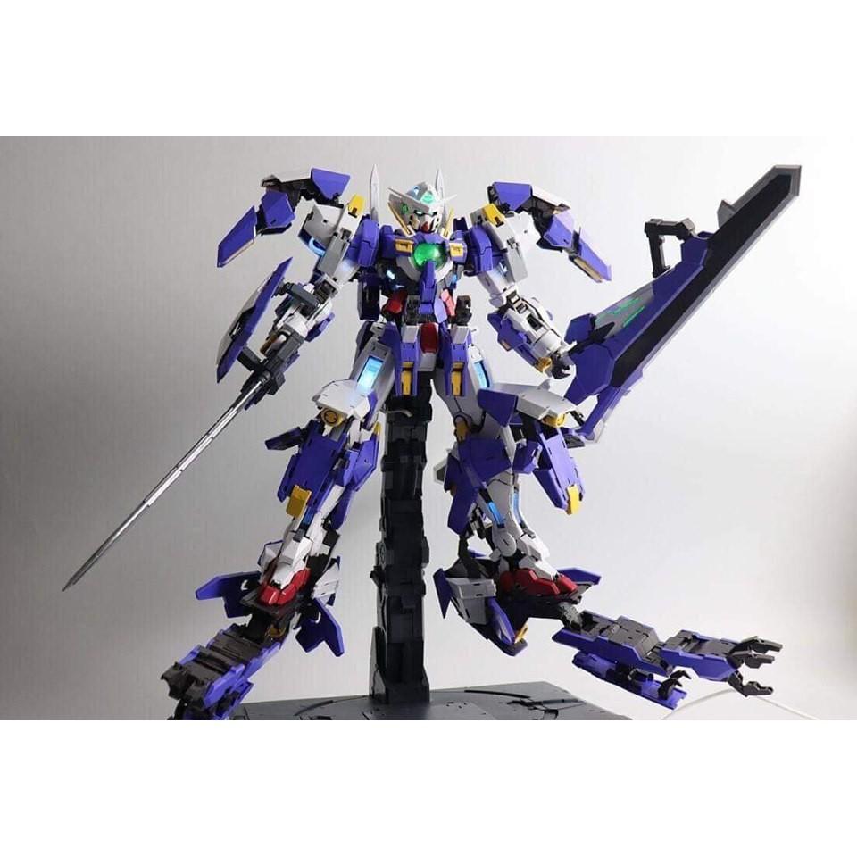 Mô Hình Lắp Ráp Gundam PG Exia 4in1 (Daban) - Có kèm sách hướng dẫn