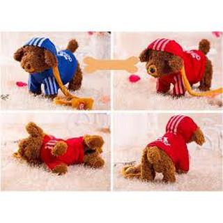 Chó bông biết nhảy biêt hát cho bé