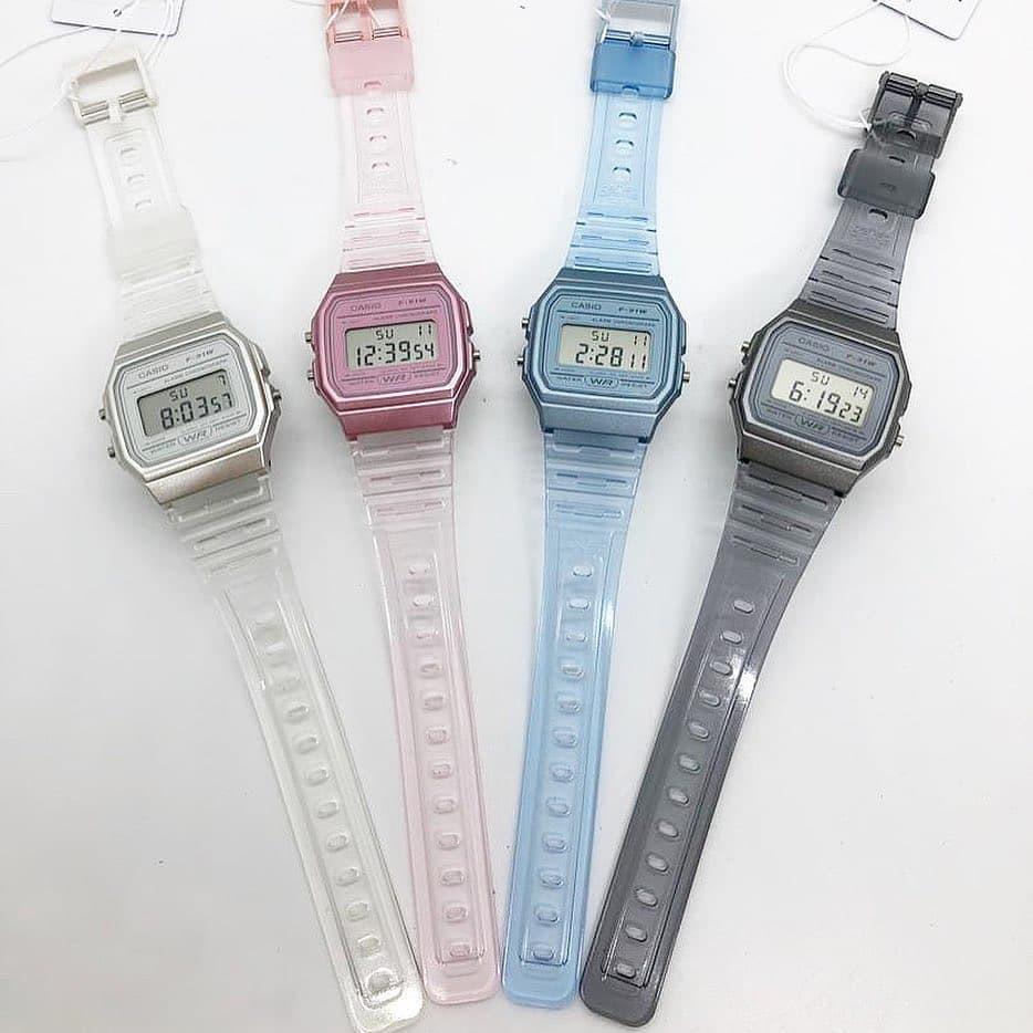 Đồng hồ Casio Nam F-91WS chính hãng giá rẻchính hãng Pin trọn đời