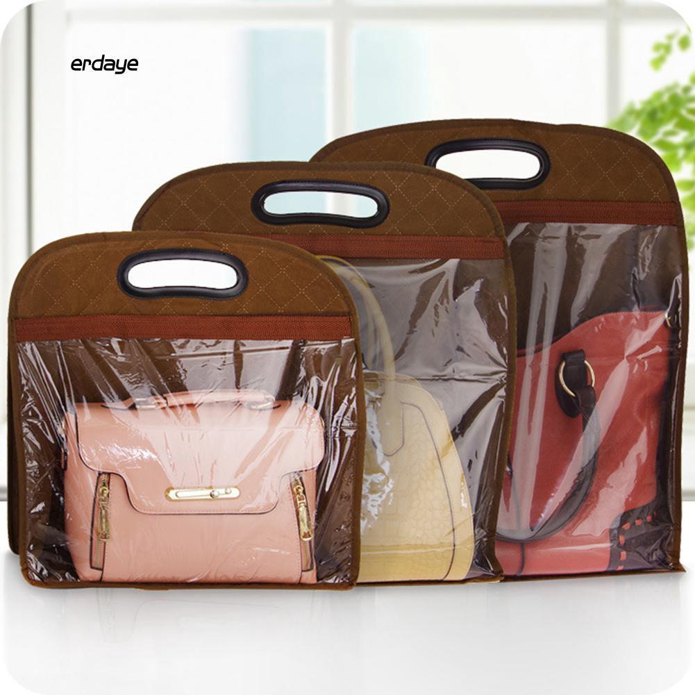 Túi da bọc chống bụi cho túi xách tiện lợi