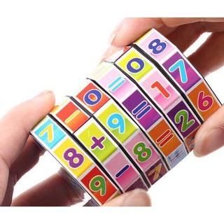 Đồ chơi Rubich toán học cho bé .